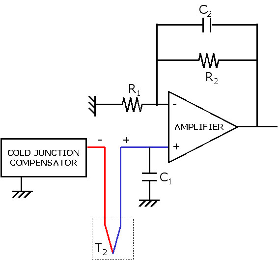ammeter schematic  | msm.cam.ac.uk